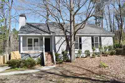 Macon Single Family Home For Sale: 205 N Wesleyan Circle