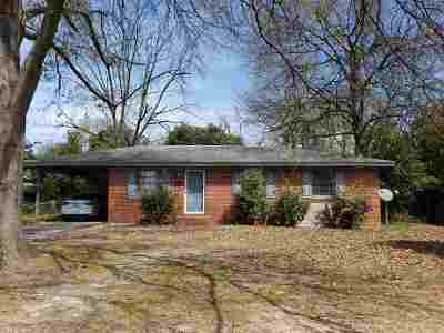 Warner Robins Rental For Rent: 114 Marilyn Drive