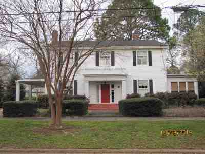 Fort Valley Single Family Home For Sale: 312 College Street