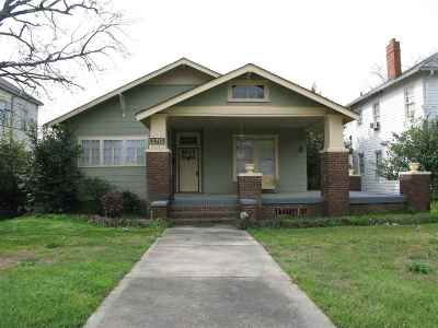 Macon Single Family Home For Sale: 2710 Cherokee Avenue