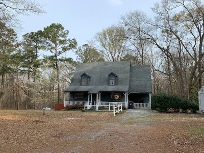 Macon Single Family Home For Sale: 4292 Donnan Road