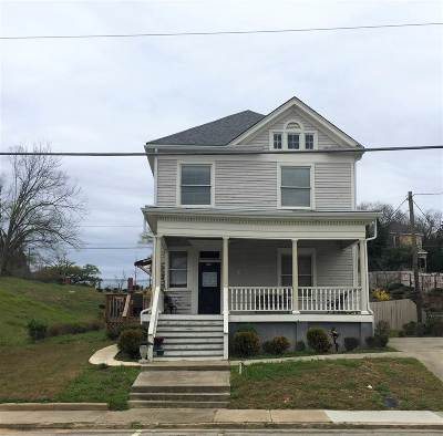 Rental For Rent: 1065 Oglethorpe #a Street