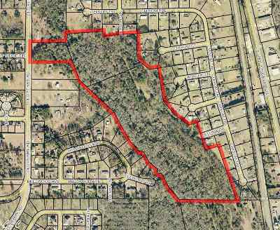 Bonaire Residential Lots & Land For Sale: 42.5 Acres Old Perry Rd
