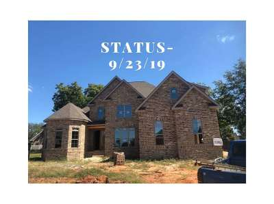 Houston County, Peach County Single Family Home For Sale: 412 Angelina Grace Drive