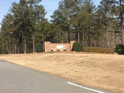 Perry Residential Lots & Land For Sale: Lot# 57 Roundtop Circle
