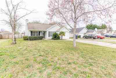 Warner Robins Single Family Home For Sale: 103 Haverhill Circle