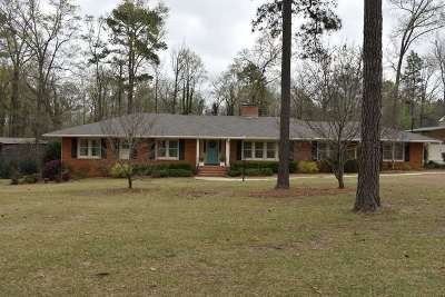 Macon Single Family Home For Sale: 6450 Lanford Drive
