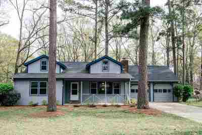 Warner Robins Single Family Home For Sale: 616 Clemson Drive