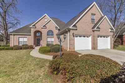 Centerville Single Family Home For Sale: 504 St Marlo Drive