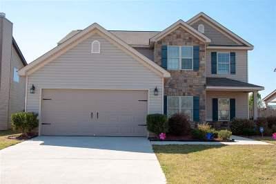 Byron Single Family Home For Sale: 407 Alachua Street