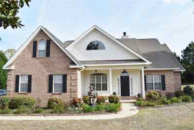 Warner Robins Single Family Home For Sale: 105 Majestic Trail