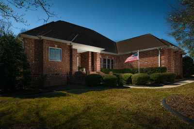 Bonaire Single Family Home For Sale: 263 Southfield Court