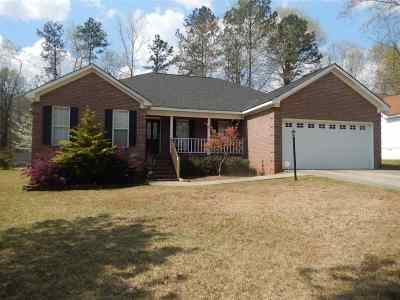 Macon Single Family Home For Sale: 230 Autumn Trace Court