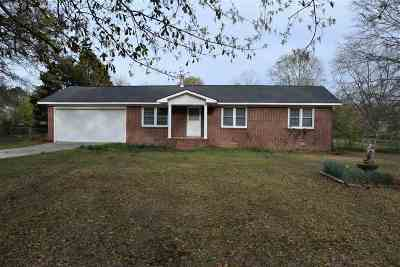 Macon Single Family Home For Sale: 6526 Perkins Dr