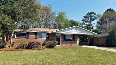 Warner Robins Single Family Home For Sale: 123 Sonja Drive