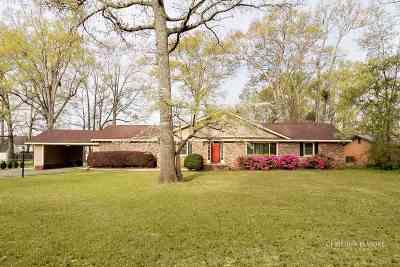 Warner Robins Single Family Home For Sale: 115 Carterwoods Drive
