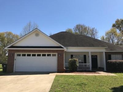 Warner Robins Single Family Home For Sale: 615 Sark Drive