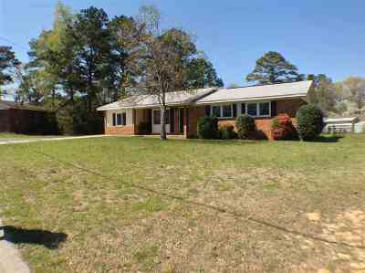 Warner Robins Single Family Home Verbal Agreement: 315 Tracy Terrace
