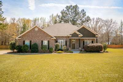 Bonaire Single Family Home For Sale: 2133 Hiwassee Drive