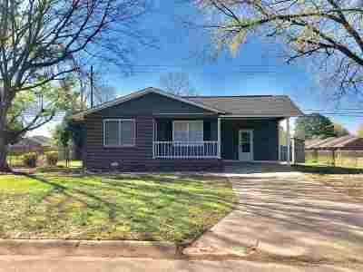 Warner Robins Single Family Home For Sale: 223 Meadowridge Drive