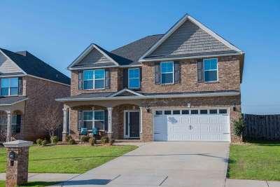 Warner Robins Single Family Home For Sale: 121 Regency Court