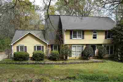 Macon Single Family Home For Sale: 149 Tennyson Trail