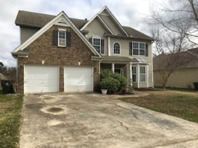 Kathleen Single Family Home For Sale: 310 Hearthwood Drive