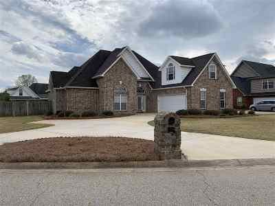 Warner Robins Single Family Home For Sale: 113 Fontaine Walk