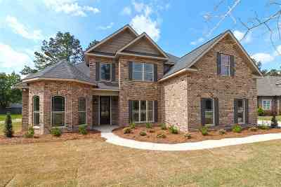 Perry Single Family Home For Sale: 107 Bainbridge
