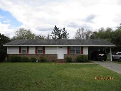 Perry Single Family Home For Sale: 1923 Marshallville Rd.