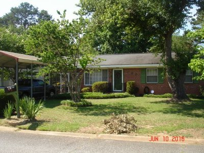 Warner Robins Single Family Home For Sale: 402 Willow
