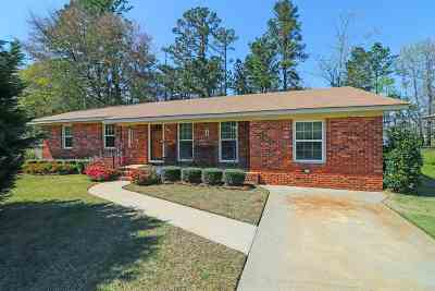 Warner Robins Single Family Home Verbal Agreement: 105 Pinedale Dr