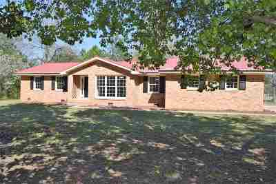Fort Valley Single Family Home For Sale: 888 Woolfolk Rd