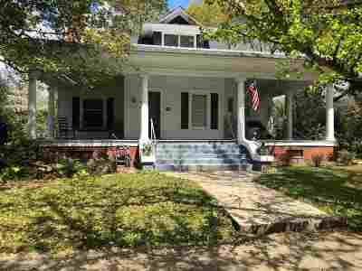 Fort Valley Single Family Home For Sale: 310 College Street