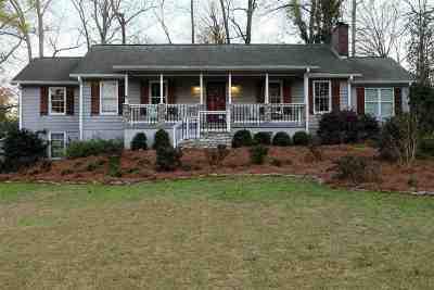 Macon Single Family Home For Sale: 5146 Smoke Rise Drive