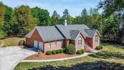 Bibb County, Crawford County, Houston County, Peach County Single Family Home For Sale: 7011 Columbus Road