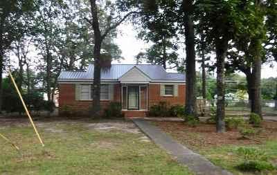 Warner Robins Single Family Home For Sale: 259 Peachtree Cir