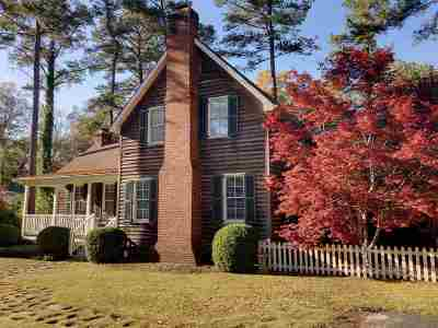 Perry Single Family Home For Sale: 816 Forest Hill Road