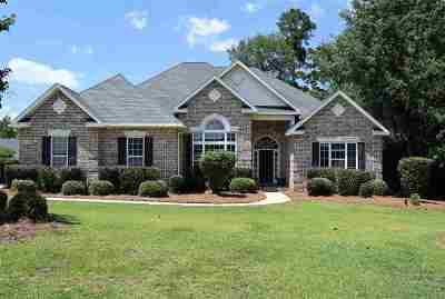 Bibb County, Crawford County, Houston County, Peach County Single Family Home For Sale: 102 Bullrun Ln