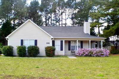 Warner Robins Single Family Home For Sale: 506 Loxley Drive