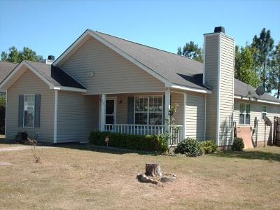 Bonaire GA Single Family Home For Sale: $97,000