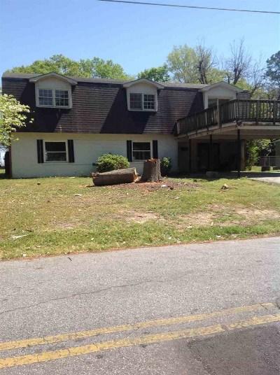 Warner Robins Single Family Home For Sale: 108 Magnolia