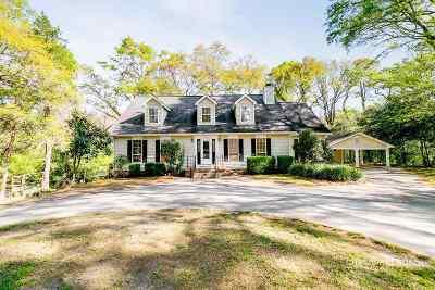Warner Robins Single Family Home For Sale: 312 Tharpe Road