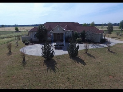 Houston County, Peach County Single Family Home For Sale: 2557 S Hwy 341