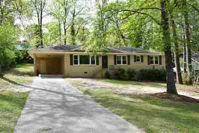 Warner Robins Single Family Home For Sale: 225 Ashby Way