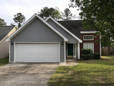 Warner Robins Single Family Home For Sale: 144 Carriage Hill Drive
