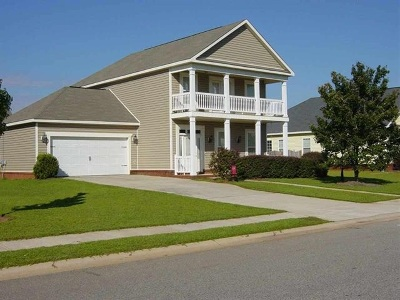 Warner Robins Single Family Home For Sale: 208 Raleigh Drive