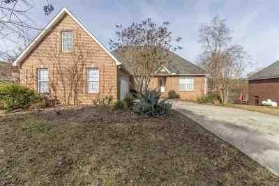Warner Robins Single Family Home For Sale: 608 Bay Laurel