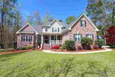 Macon Single Family Home For Sale: 126 Stoney Creek Drive