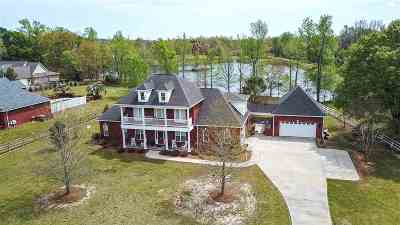 Fort Valley Single Family Home For Sale: 1709 Clopine Lake Road
